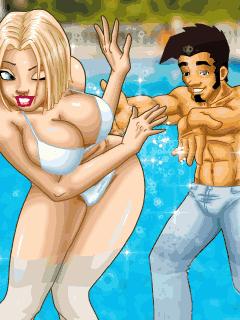 Игра секс со звьоздами